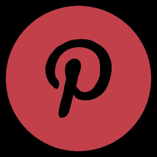 Circled, Media, Network, Pintrest, Social, Social Media