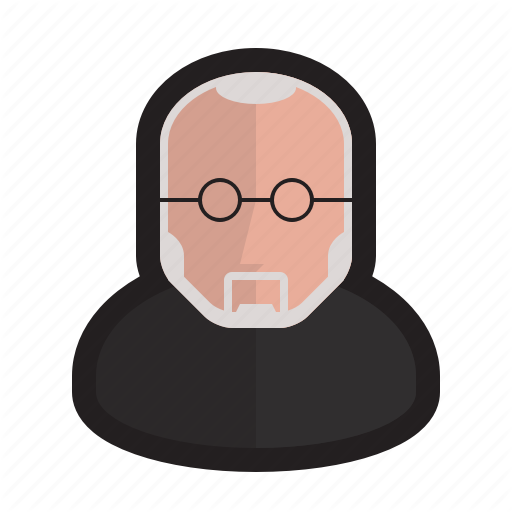 Apple, Grandpa, Man, Old, Pioneer, Steve Jobs Icon
