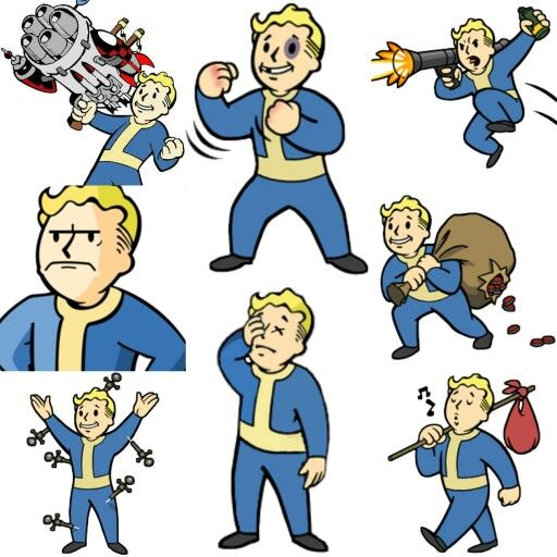 Fallout Vault Boy Vg Way Fallout Art, Gamer Tattoos, Fallout