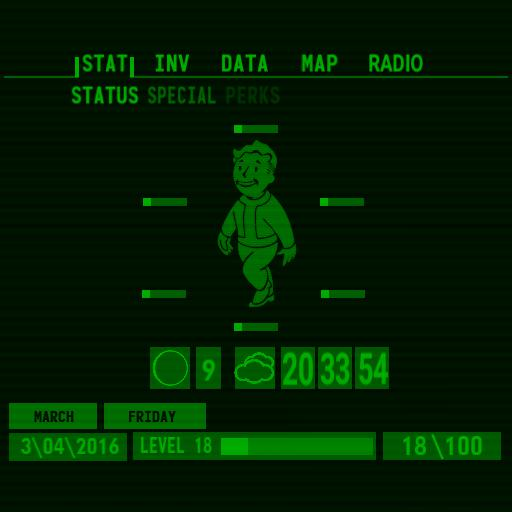Results For Pip Boy Lg