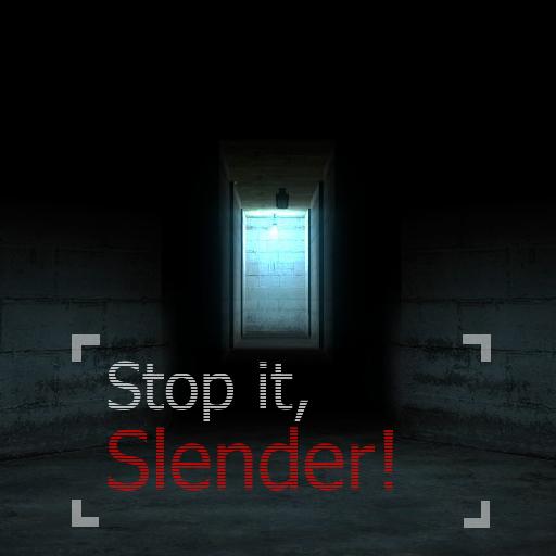 Stop It Slender The Slender Man Wiki Fandom Powered