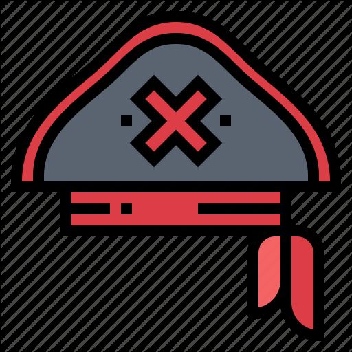 Fashion, Hat, Male, Pirate Icon