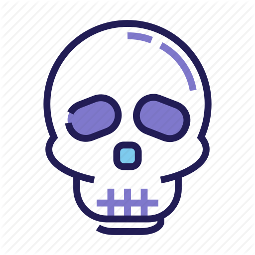 Anatomy, Danger, Death, Head, Medical, Pirate, Skull Icon
