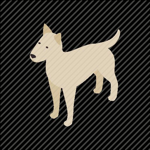 Animal, Blog, Canine, Dog, Isometric, Pet, Pitbull Icon