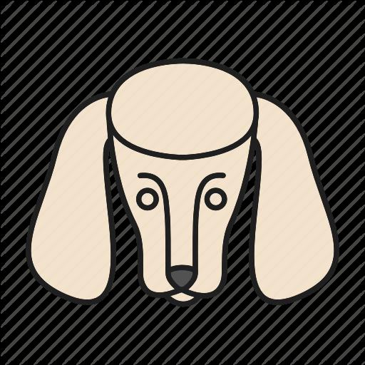 Animal, Breed, Dog, Doggy, Pet, Poodle, Puppy Icon