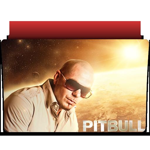 Pitbull Folder And Png