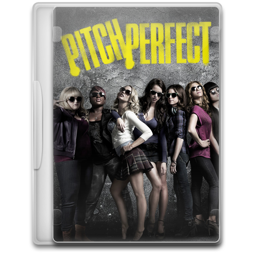 Covers, Cover, Pitch, Perfect, Movie Icon Free Of Movie Mega Pack