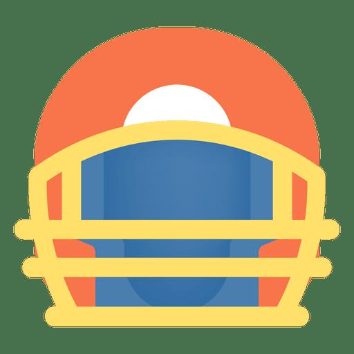 American Football Helmet Icon