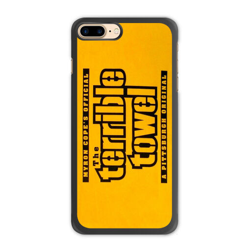 Pittsburgh Steelers Terrible Towel Case For Iphone X Galaxy