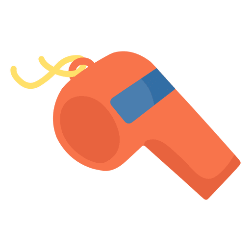 Sport Whistle Icon American Football