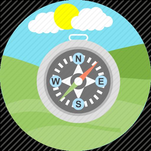 Arrow, Direction, Location, Navigation, Pivot, Pointer, Route Icon