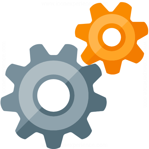 Iconexperience G Collection Gearwheels Icon