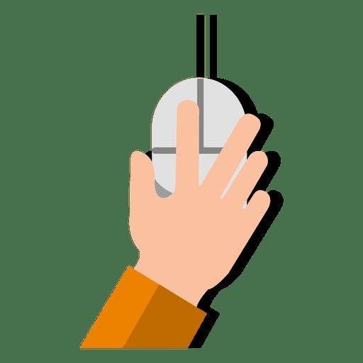 Pixilated Hand Cursor