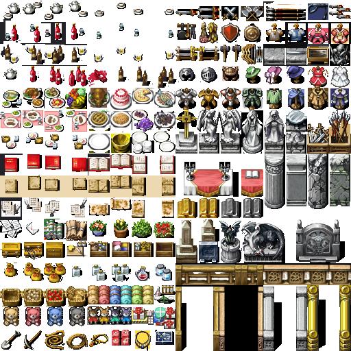 Image Raw Pixel Art Rpg Maker Vx, Pixel