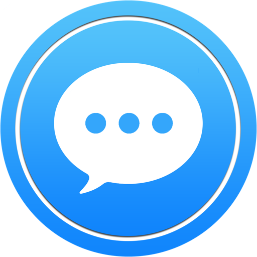 Message Icon Bubble Circle Pack
