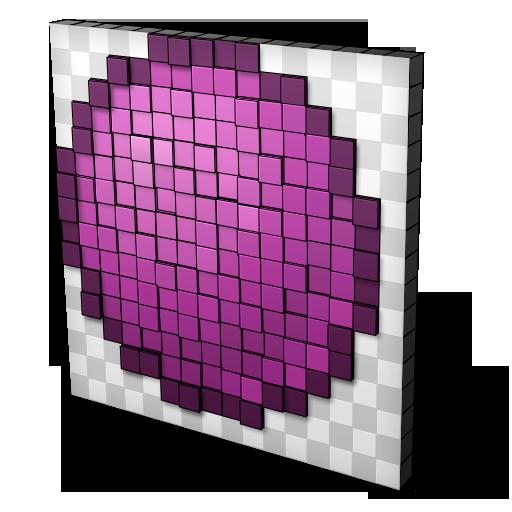Art, Pixel Icon