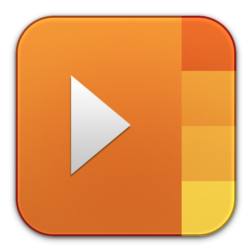 Desktop Apps Media Pixel Icon