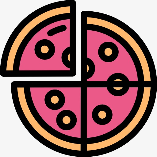 Pizza, Food, Cartoon Png And For Free Download