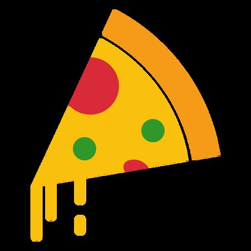 Cheesy Pizza Icon