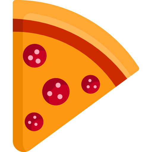 Pizza Icon Food And Drink Freepik