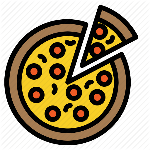 Fast, Food, Junk, Pizza Icon