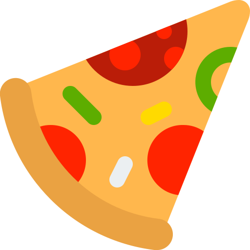 Food, Pizza Icon Free Of Colocons Free