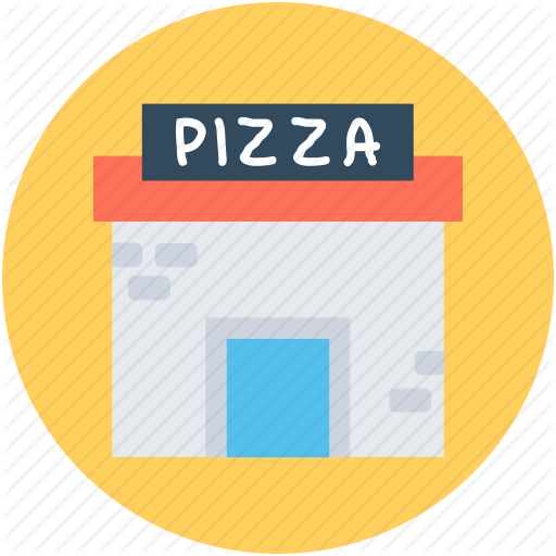 Pizza Place Icon Free Icons