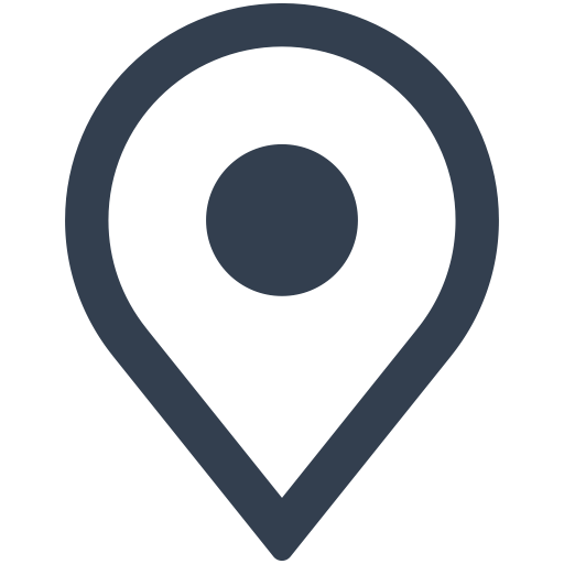 Place, Pin, Home, Technology, Gps, Network, Map, Web, Navigation Icon