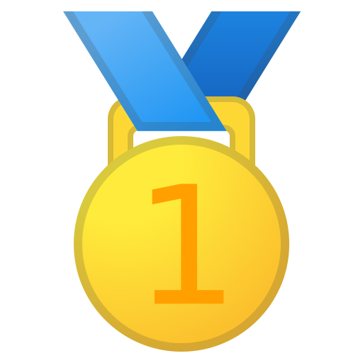Place Medal Icon Noto Emoji Activities Iconset Google