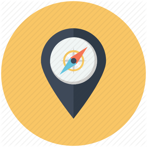 Gps, Location, Map, Marker, Navigation, Pin, Place Icon Icon