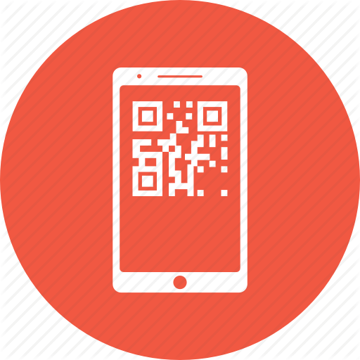 Barcode, Mobile, Order, Place, Trace, Tracking Icon