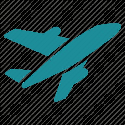 Air, Aircraft, Airplane, Airport, Aviation, Flight, Plane Icon
