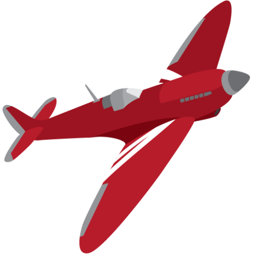 Cropped Cac Plane Icon Celebrity Adventure Challenge