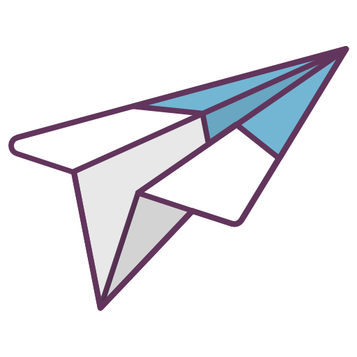 Paper Plane Icon Free Of Office Icons