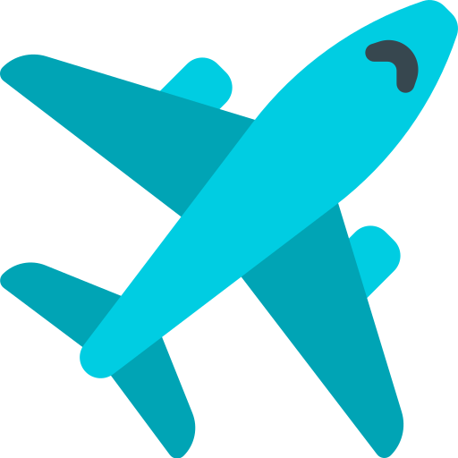 Plane Icon Free Of Colocons Free