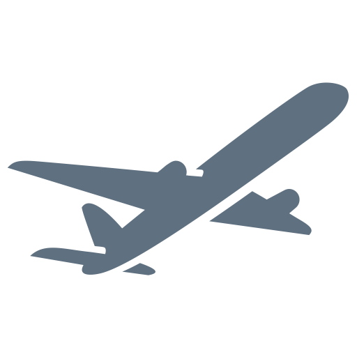 Flight, Paper Ticket, Plane Ticket Icon With Png And Vector Format
