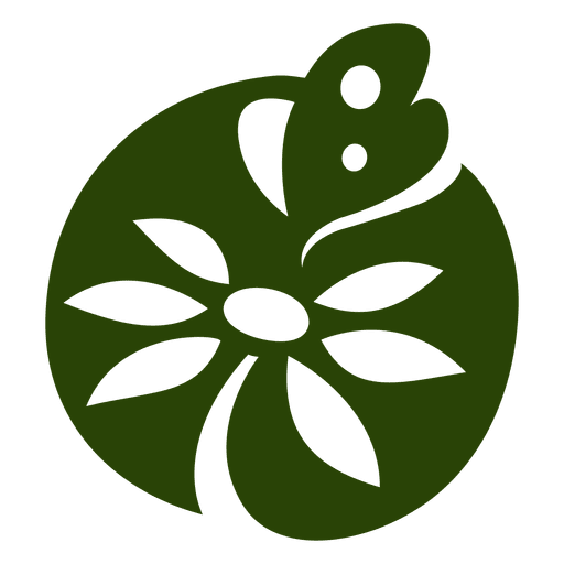 Butterfly Plant Icon