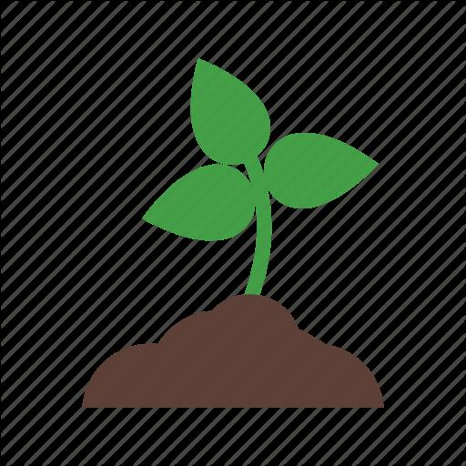 Green, Nature, Plant, Planting, Plants, Soil, Tree Icon