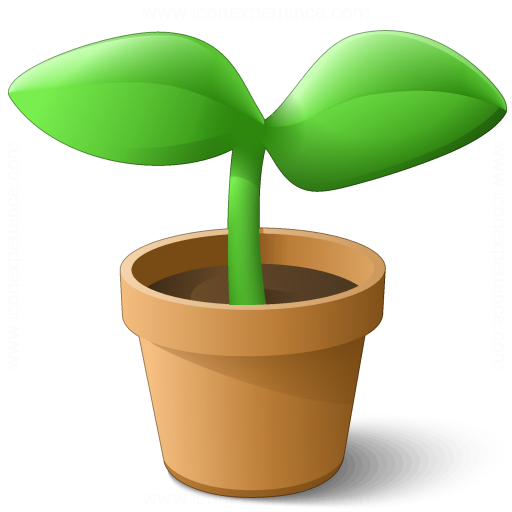 Iconexperience V Collection Plant Icon
