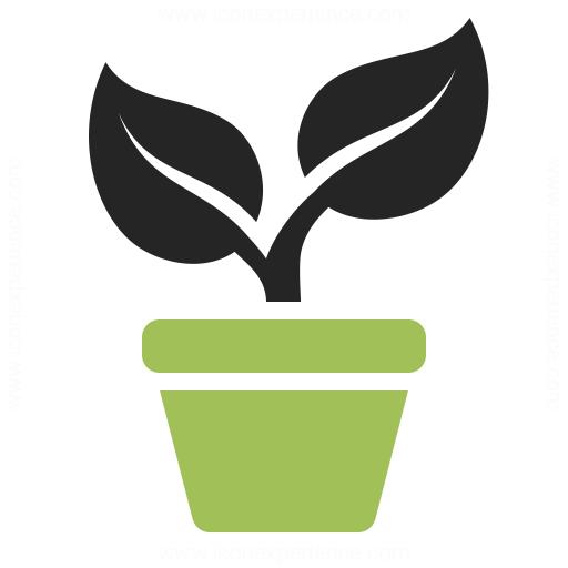 Plant Icon Iconexperience