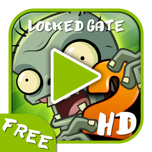 Free Locked Gate Guide For Plants Vs Zombies Hd