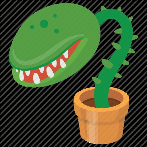 Man Eater Plant, Pitcher Plant, Plants Vs Zombie, Zombie Cactus