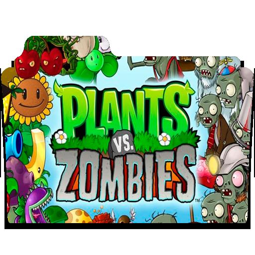 Plants Vs Zombies Folder Icon