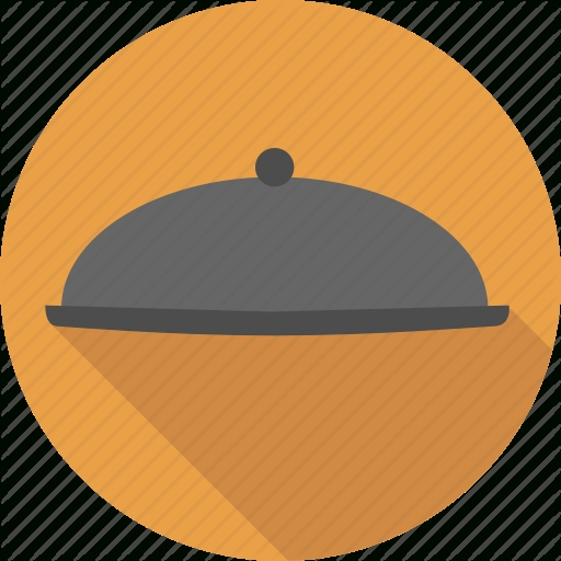 Cafeteria, Eat, Eating, Fork, Lunch, Menu, Plate Icon With Lunch