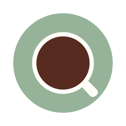 Tea Plate Cup Icon