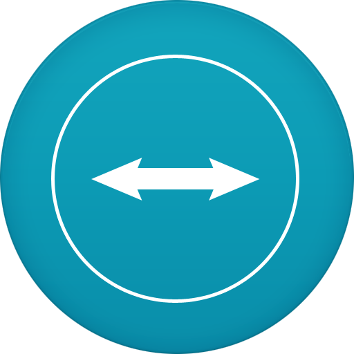 Teamviewer Icon Free Of Circle Icons