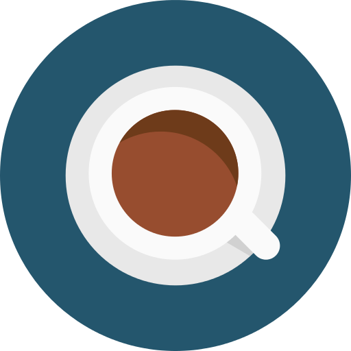 Coffee Plate Png Icon