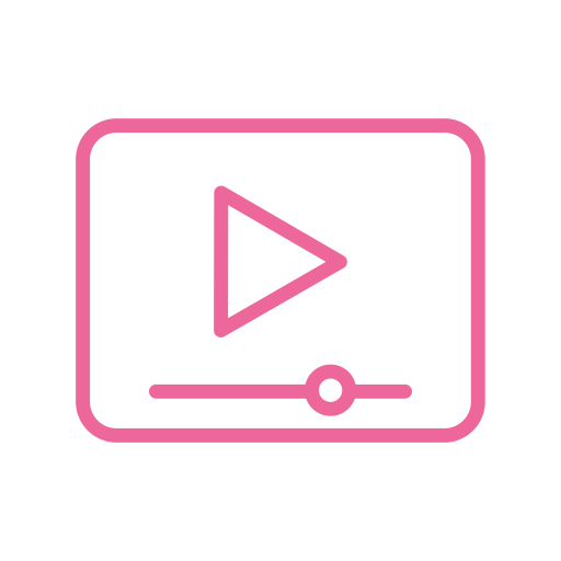 Play Pink, Pink, Usb Icon With Png And Vector Format For Free