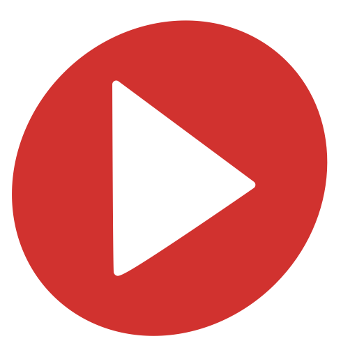 Control, Network, Play, Social, Video, Web, Youtube Icon