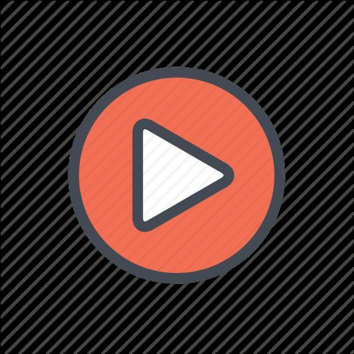 Film, Media, Movie, Play, Player, Video, Youtube Icon